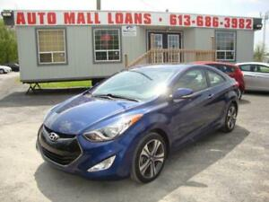 2013 Hyundai Elantra Coupe *** Pay Only $61 Weekly OAC ***