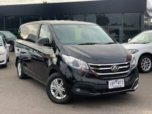 2020 LDV G10 Black Sports Automatic Wagon Hoppers Crossing Wyndham Area Preview
