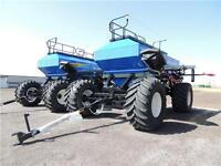 2 - 2014 New Holland P1070, 580bu TBH Air Carts spring clearance