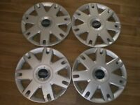 """Ford """"15"""" Wheel Trims (used) x 4"""
