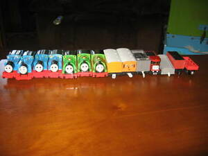 Thomas the train engines and accessories