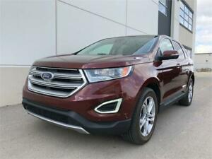 2015 Ford Edge Titanium AWD ~ Tow Package ~ Loaded ~ $220 B/W