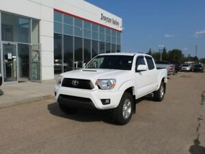 2015 Toyota Tacoma Trd Sport manual leather nav