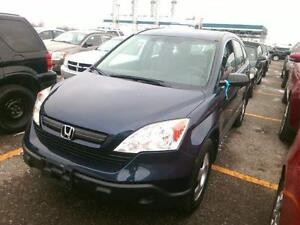 2008 HONDA CRV AUTOMATIUE CLIMATISEE 4CYLINDRES PROPRE