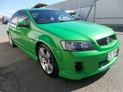 2009 Holden Commodore VE MY09.5 SS V Green 6 Speed Sports Automatic Sedan Slacks Creek Logan Area Preview