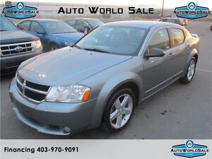 2008 DODGE AVENGER SXT | LOADED | FINANCING