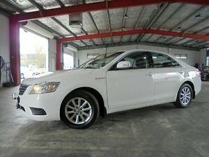 2010 Toyota Aurion GSV40R MY10 AT-X White 6 Speed Sports Automatic Sedan Welshpool Canning Area Preview