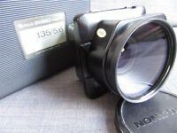 Fuji GX680 135mm Fujinon