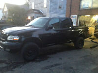 2002 Ford F-150 King Ranch Pickup Truck $4,900 (Negotiable)