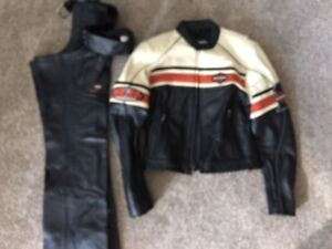 Harley Leathers ! $300.00 FIRM GREAT CHRISTMAS PRESENT!
