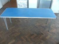 Market Table or Catering Table . Folding . Brand - Gopak.182cm*68cm