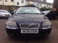 Volvo V70 2.4 D SE Geartronic 5dr cambelt changed