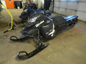 """PARTING OUT A 2013 SKI DOO SUMMIT X 800 ETEC 163"""""""