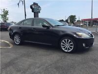 Lexus IS 250 PREMIUM-AWD-AUTOMATIC 2007
