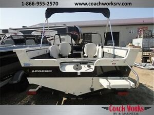 Legend 18 X-Calibur Fishing Boat  SUMMER SALE ASK MIKE $150bw Edmonton Edmonton Area image 12