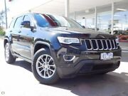2014 Jeep Grand Cherokee WK MY2014 Laredo Black 8 Speed Sports Automatic Wagon Hadfield Moreland Area Preview
