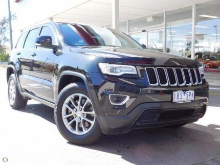 2014 Jeep Grand Cherokee WK MY2014 Laredo Black 8 Speed Sports Automatic Wagon Hadfield Moreland Area Preview