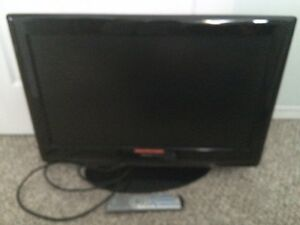 "32"" LCD TELEVISION WITH BUILT IN DVD PLAYER"