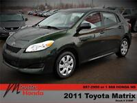 2011 Toyota Matrix -