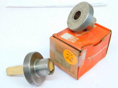 Reed-rico Thread Rolling Dies M14 - 1.5 Iso 4932000139 New Surplus 0.526 0.4400