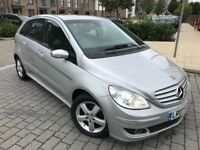 Mercedes-Benz B Class 2.0 B200*Low Miles*Automatic*2007*Hatchback,Full main dealer service*hpi clear