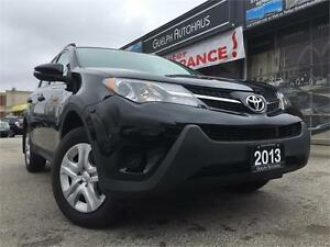 2013 Toyota RAV4 LE - One Owner - No Accidents
