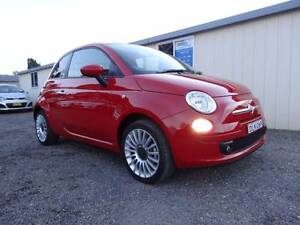 2011 Fiat 500 Sport Hatchback With Only 3,600km Bowral Bowral Area Preview