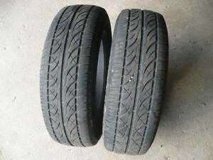 Two 175-65-14 tires $40.00