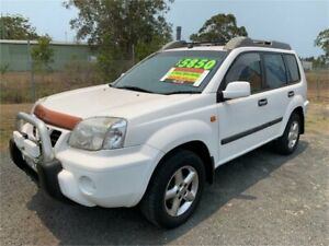 2003 Nissan X-Trail T30 ST (4x4) White 5 Speed Manual Wagon Harrington Greater Taree Area Preview