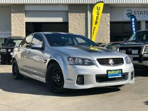 2011 Holden Commodore VE II SV6 Silver 6 Speed Manual Sedan East Brisbane Brisbane South East Preview