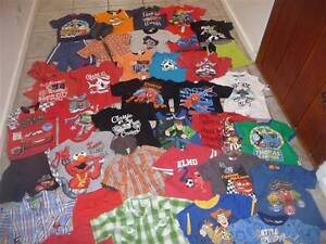 huge bag full of size 3 boys summer clothes Salisbury Heights Salisbury Area Preview