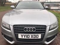 2010 10 AUDI A5 2.0 TDI S LINE SPECIAL EDITION 2D 168 BHP DIESEL