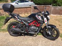 KSR Moto GRS125 for sale