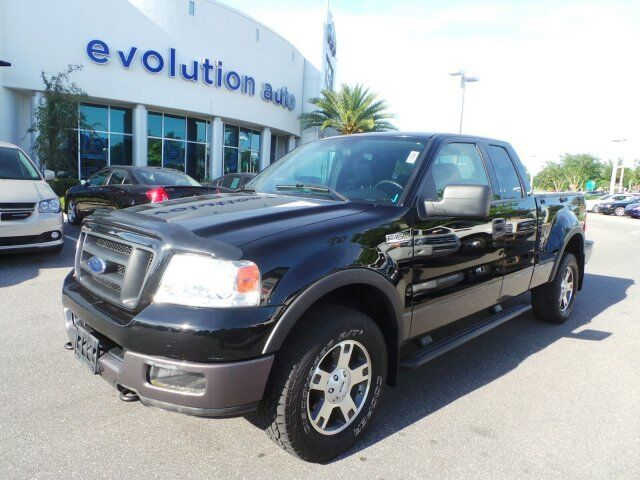 Ford : F-150 FX4 FX4 5.4L POWER SEAT LEATHER SUNROOF RUNNING BOARDS TOW HITCH 4WD