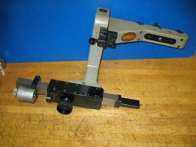 Moore Jig Grinder Udb Wheel Dresser Dressing Unit Excellent Condition