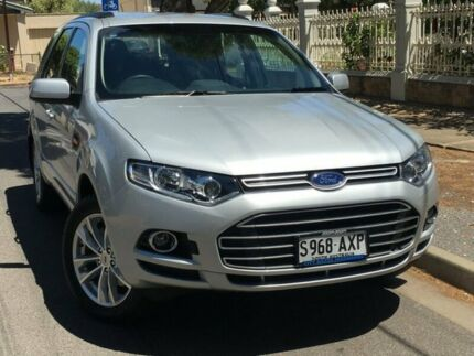 2013 Ford Territory SZ TS Seq Sport Shift Silver 6 Speed Sports Automatic Wagon West Hindmarsh Charles Sturt Area Preview