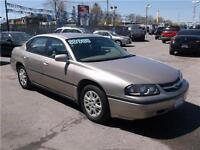 2003 CHEVROLET IMPALA *** VERY CLEAN RELIABLE ***