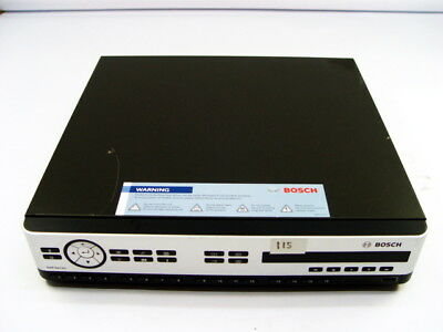Bosch Dvr-630-16a Digital Video Recorder Dvr