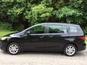 MAZDA 5 with low kms in New West