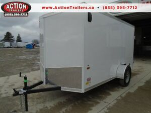 6 X 12 HAULIN, BARN DOOR, GET MORE OPTIONS STANDARD WITH ACTION!