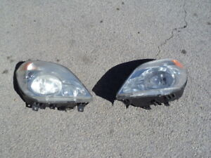 2011/12 Mercedes Sprinter Van Headlights