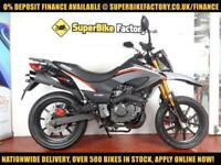 2016 KEEWAY TX 125CC, 0% DEPOSIT FINANCE AVAILABLE
