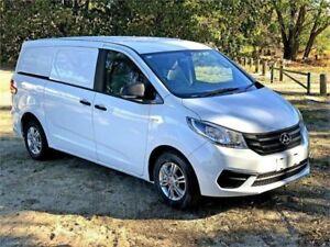 2018 LDV G10 SV7C White 6 Speed Manual Van Kenwick Gosnells Area Preview