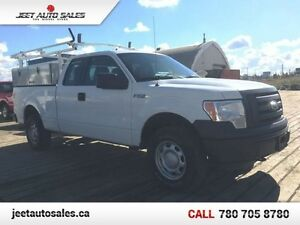 2012 Ford F-150 4X4 5.0L 6.6Ft BOX/TOOL BOXES GAS Edmonton Edmonton Area image 7