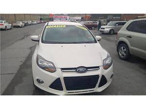 2012 Ford Focus Titanium AUTO FINANCEMENT SUR PLACE