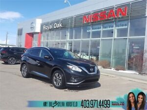 2015 Nissan Murano SL ** Leather and Panoramic Moonroof **