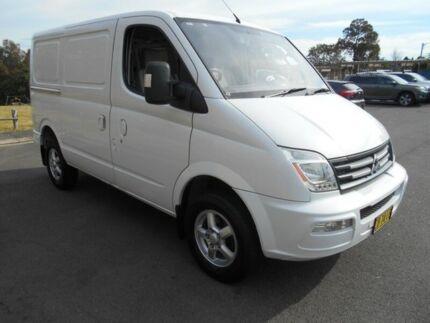 2013 LDV V80 SWB Mid White 5 Speed Manual Van