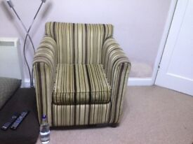 sofa arm chair single