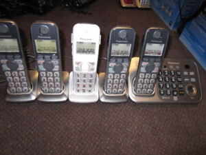 Panasonic or Vtech Home Phone Sets with Bluetooth/Link-to-Cell