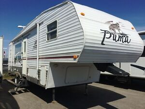 2007 Palomino Puma 282 RKSS Fifth Wheel